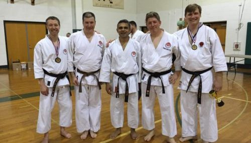 Chester County Shotokan Karate Club